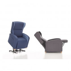 Sillón Relax Power Lift Happy